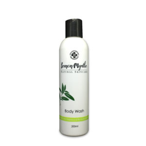 Lemon Myrtle body wash