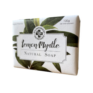 Smooth lemon myrtle soap